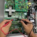 Conserto endoscopio flexivel