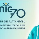 Desinfetante de alto nivel atomic 70 mg