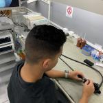 Manutenção endoscopio fujifilm