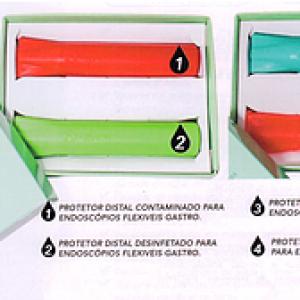 PROTETOR DE PONTA DISTAL